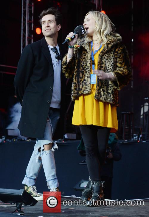 Fearne Cotton and Nick Grimshaw 1