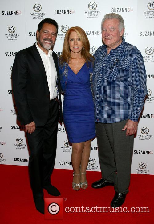 Clint Holmes, Kelly Clinton and David Siegel 1