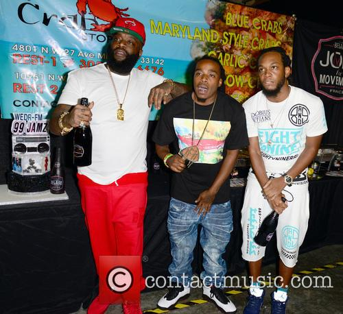 Rick Ross, Young Breed and Quise X 11