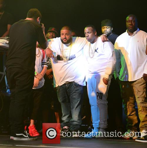 Dj Khaled, Yo Gotti, Guest and E-class 3