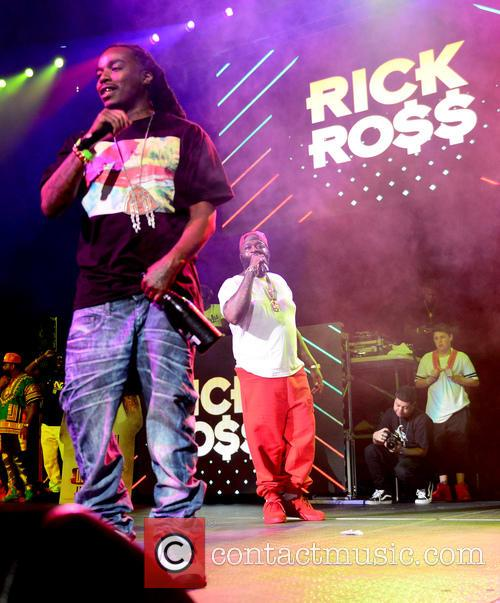 Young Breed and Rick Ross 3