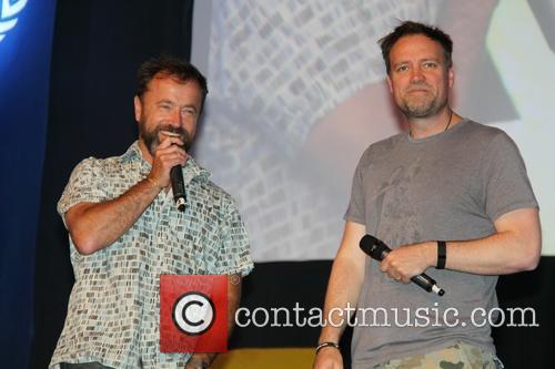 David Nykl and David Hewlett 2