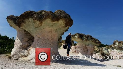 Bulgaria's Stone Mushroom Rock Formation 3