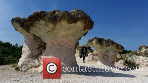 Bulgaria's Stone Mushroom Rock Formation 5
