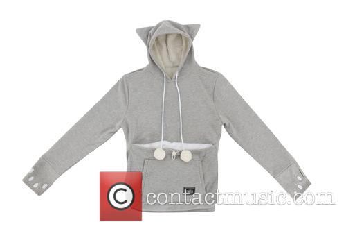 Hoodie, Pocket, Let Your Pet Snuggle and Inside 5