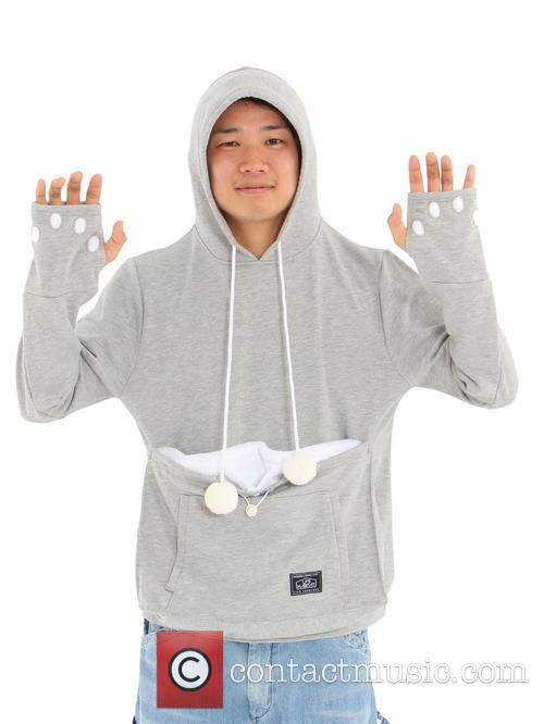 Hoodie, Pocket, Let Your Pet Snuggle and Inside 6