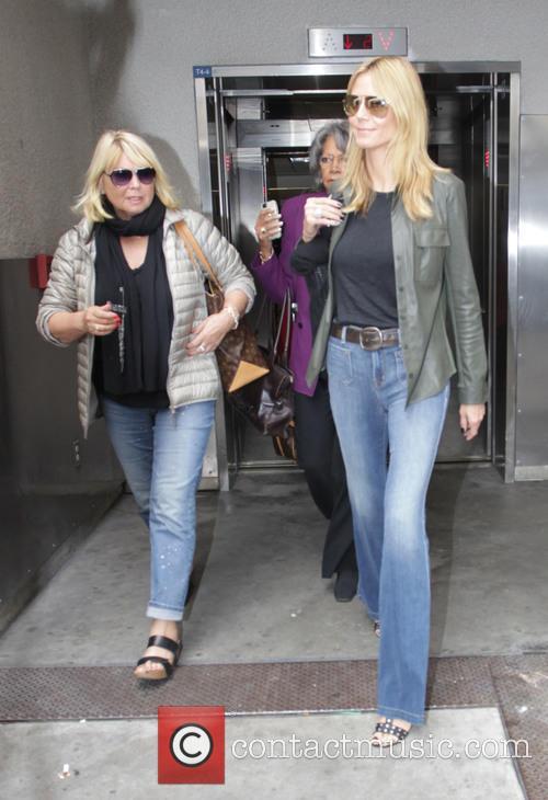 Heidi Klum and Erna Klum 2