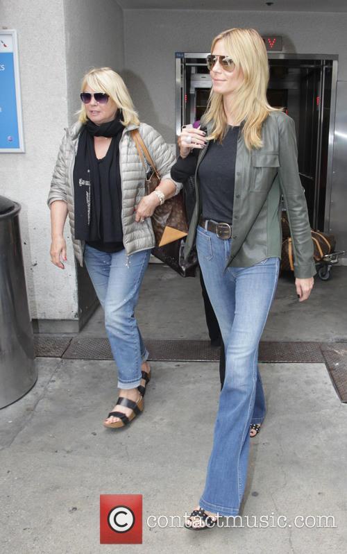 Heidi Klum and Erna Klum 6