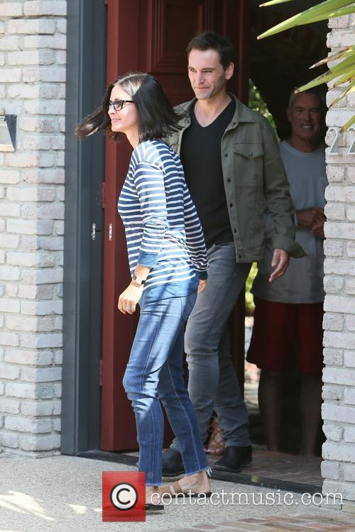 Courteney Cox and Johnny Mcdaid 7