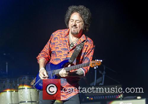 Steve Lukather and Toto 2