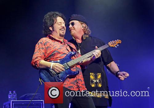 Steve Lukather, Joseph Williams and Toto 3