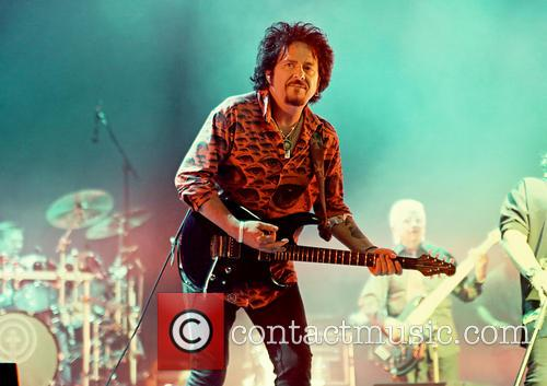 Steve Lukather and Toto 11