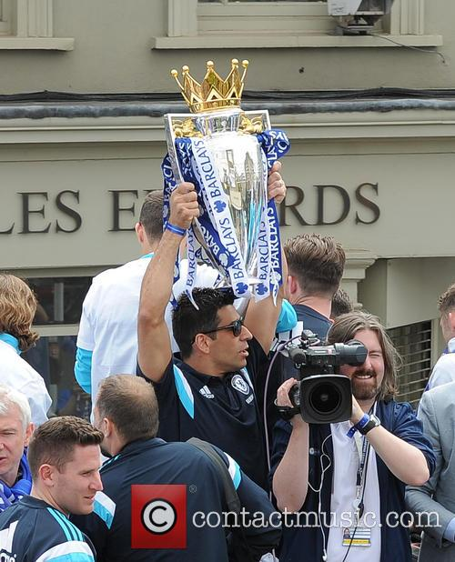 Chelsea Football Club victory parade