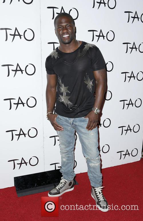 Kevin Hart Hosts TAO Nightclub