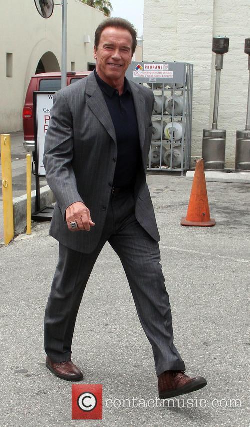 Arnold Schwarzenegger Reckons He'd Be A Better President Than Obama