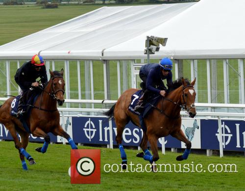 Star Of Seville and William Buick 3