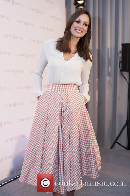 Eva Gonzalez presented as news face of Clarisonic