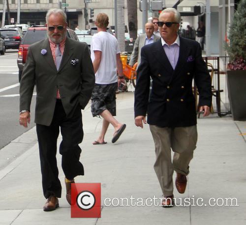Mark Harris and Matt Harris 3