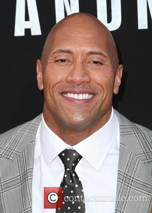 Dwayne 'the Rock' Johnson 3