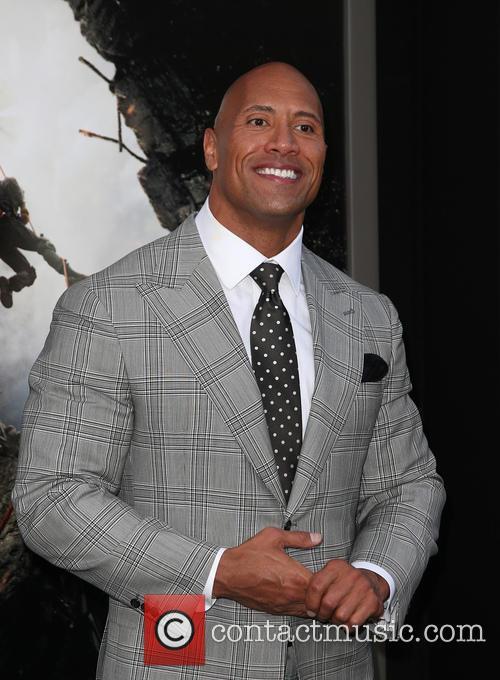 Dwayne 'the Rock' Johnson 7