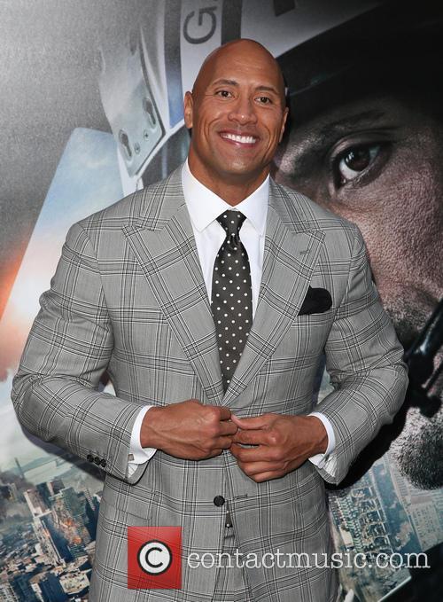 Dwayne 'the Rock' Johnson 9