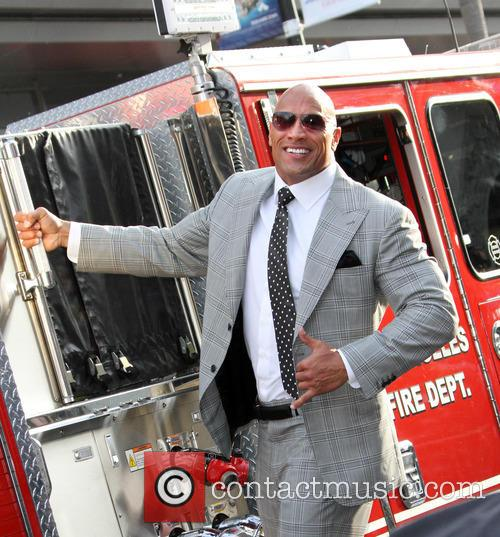 Dwayne Johnson 2