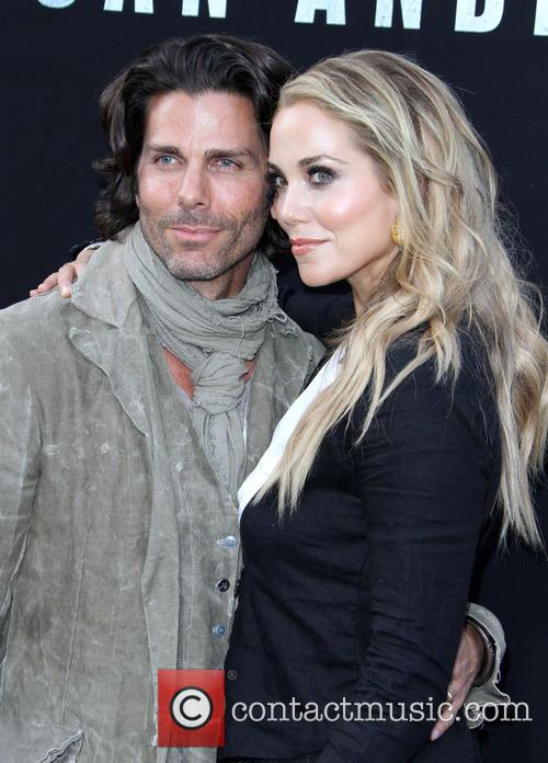 Elizabeth Berkley and Greg Lauren 9