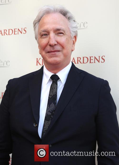 Alan Rickman Leaves £4 Million To His Wife, And £100000 To Charities