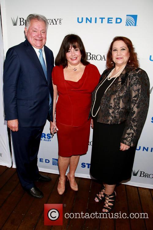Robert E. Wankel, Charlotte St. Martin and Cynthia Lopez 3