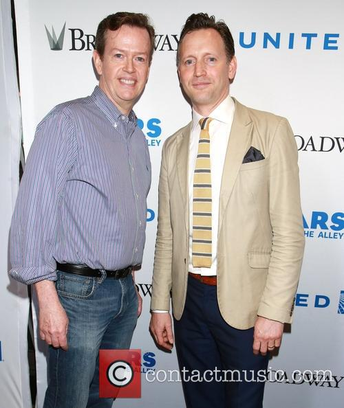 Dylan Baker and Rufus Wright 1