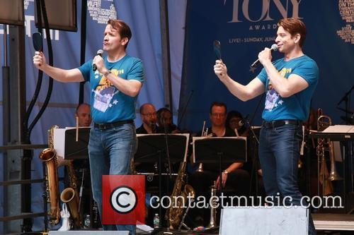 James Moye and Andy Karl 2