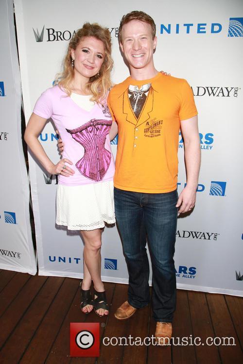 Scarlett Strallen and Jeff Kready 7