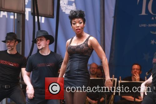 Cast Of Chicago and Brandy Norwood 2