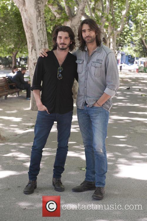 Yon González and Aitor Luna 2