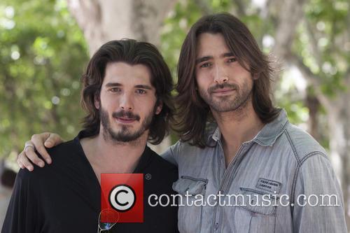 Yon González and Aitor Luna 1