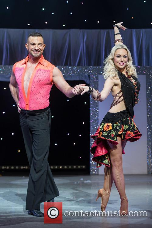 Robin Windsor and Kristina Rihanoff 2