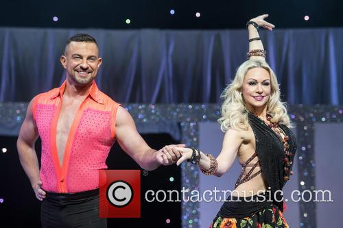 Robin Windsor and Kristina Rihanoff 3