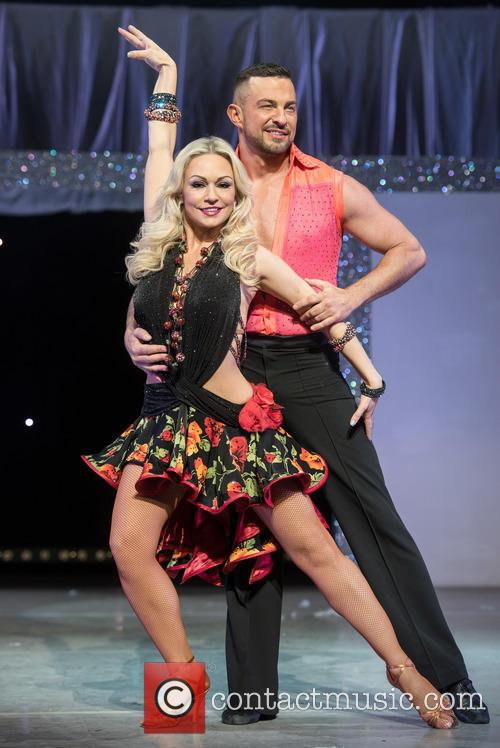 Robin Windsor and Kristina Rihanoff 1