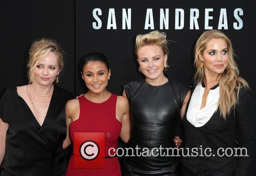 Los Angeles premiere of 'San Andreas'