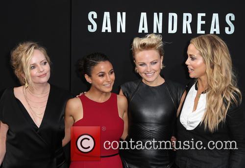 Marley Shelton, Emmanuelle Chriqui, Malin Akerman and Elizabeth Berkley 7