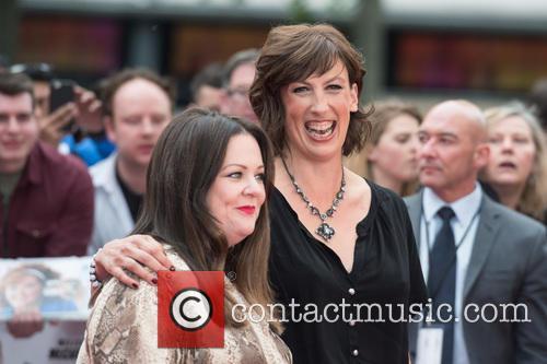 Melissa Mccarthy and Miranda Hart 5