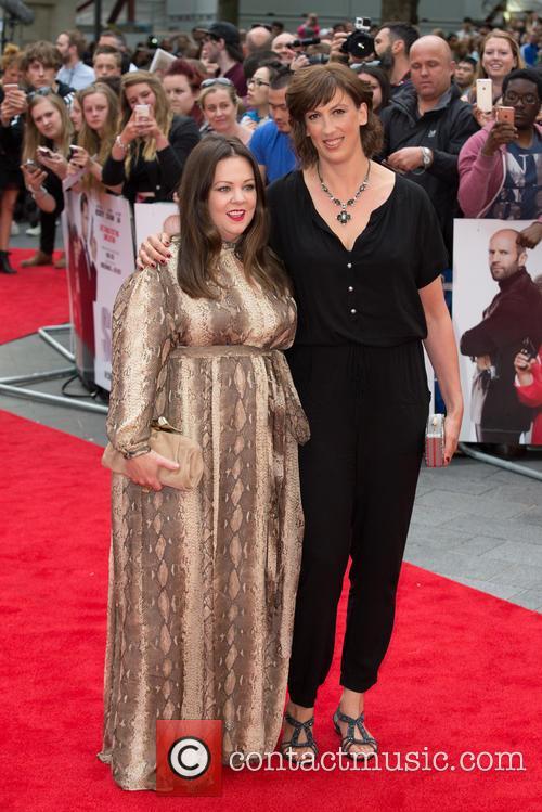 Melissa Mccarthy and Miranda Hart 3