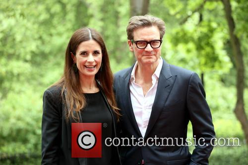 Livia Firth and Colin Firth 5