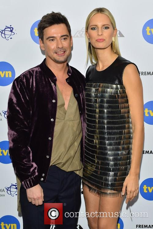 Marcin Tyszka and Karolina Kurkova 1