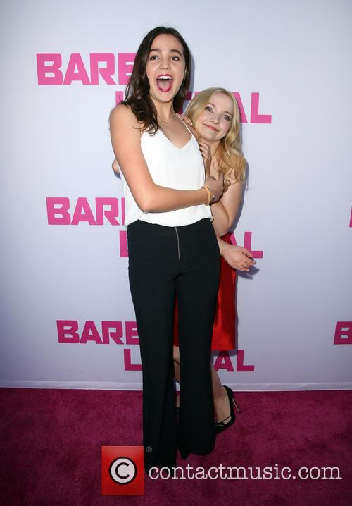 Bailee Madison and Dove Cameron 4