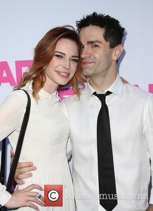 Chloe Dykstra and Sam Witwer 5