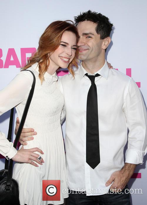 Chloe Dykstra and Sam Witwer 6