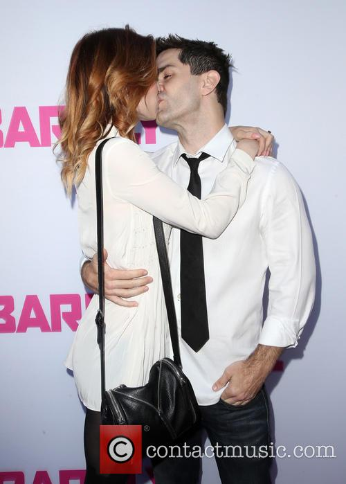 Chloe Dykstra and Sam Witwer 1