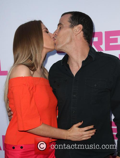 Stacey Solomon and Steve-o 4
