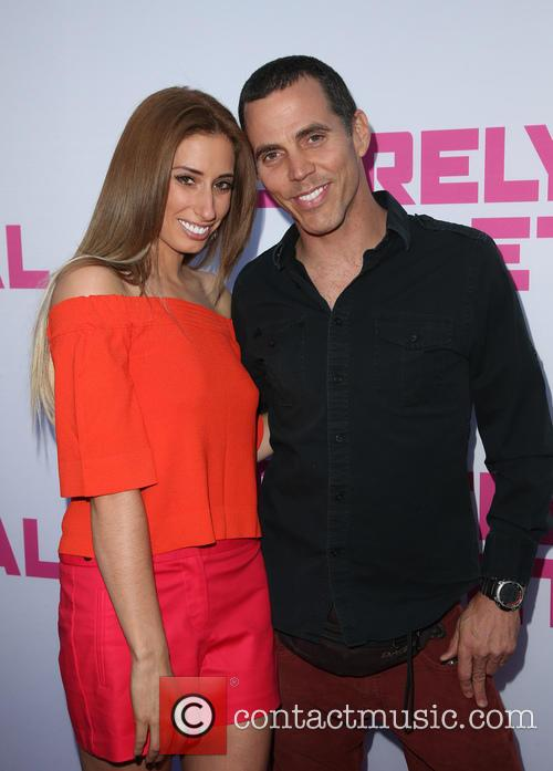 Stacey Solomon and Steve-o 6